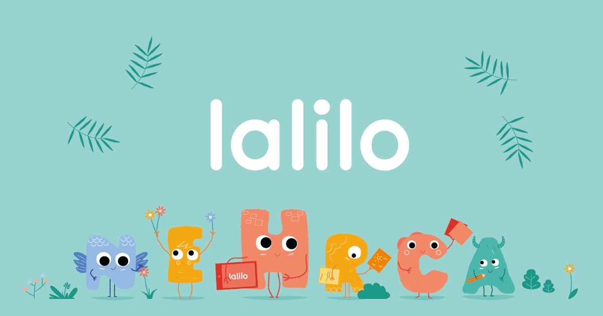 Image result for lalilo logo